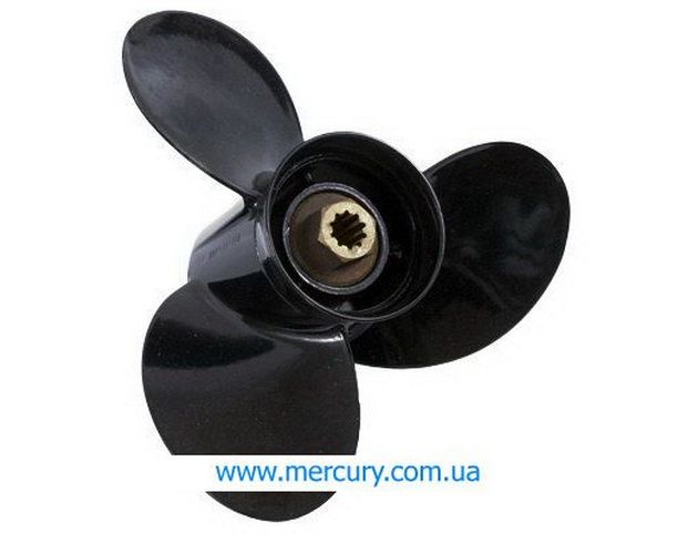 Грібний гвинт Mercury 9 1/2 X 11 Black Max